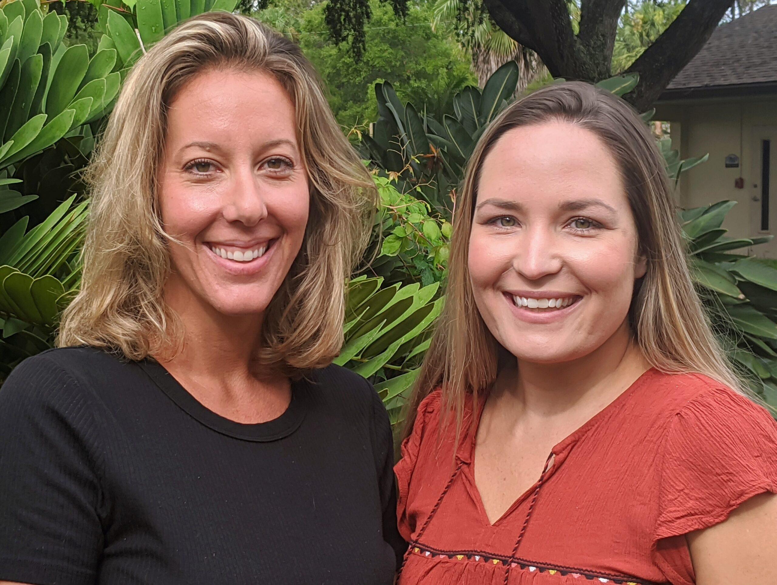 Mrs. Krewson & Mrs. Fleeman
